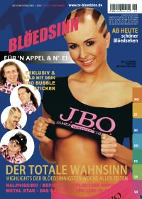 Cover J.B.O. - TV Blöedsinn [DVD]